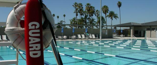 Aquatics - 50-Meter-Pool - MCAS Miramar