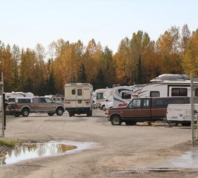 Recreational Vehicle Storage - Joint Base Elmendorf-Richardson