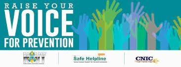 Sexual Assault Prevention and Response Information SAPR- Indian Head NSF