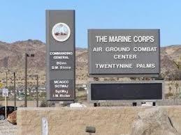 Marine Corps Air Ground Combat Center Twentynine Palms