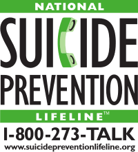 National Suicide Prevention Lifeline NSF Indian Head