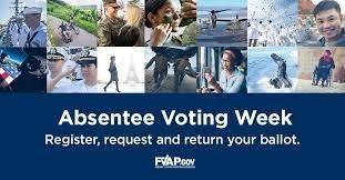 Voting Assistance - Osan Air Base