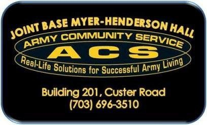 Army Community Service - Joint Base Myer-Henderson Hall