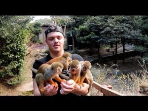 We went to the Biopark! | Sasebo Japan's Zoo | Cinematic Vlog