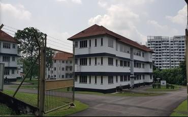 Navy Gateway Inns and Suites – Navy Region Center Singapore