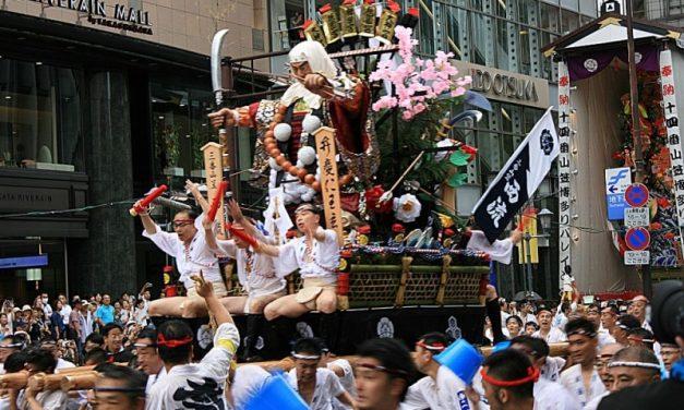Kumamoto City's Festival Extravaganza