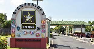 US Army Garrison Fort Buchanan