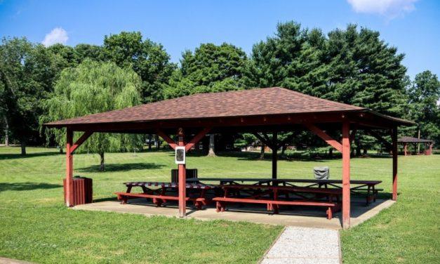 Picnic Pavilion – Camp Fuji
