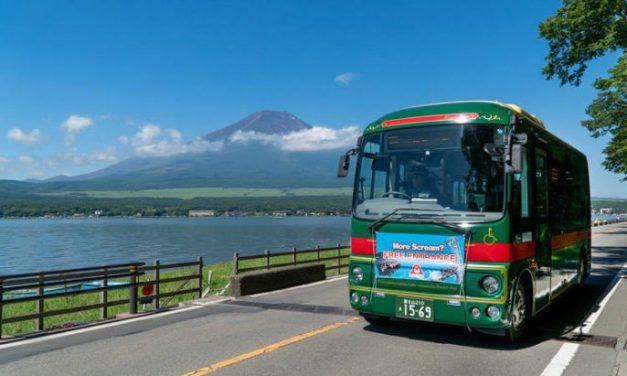 Unit Transportation – Camp Fuji